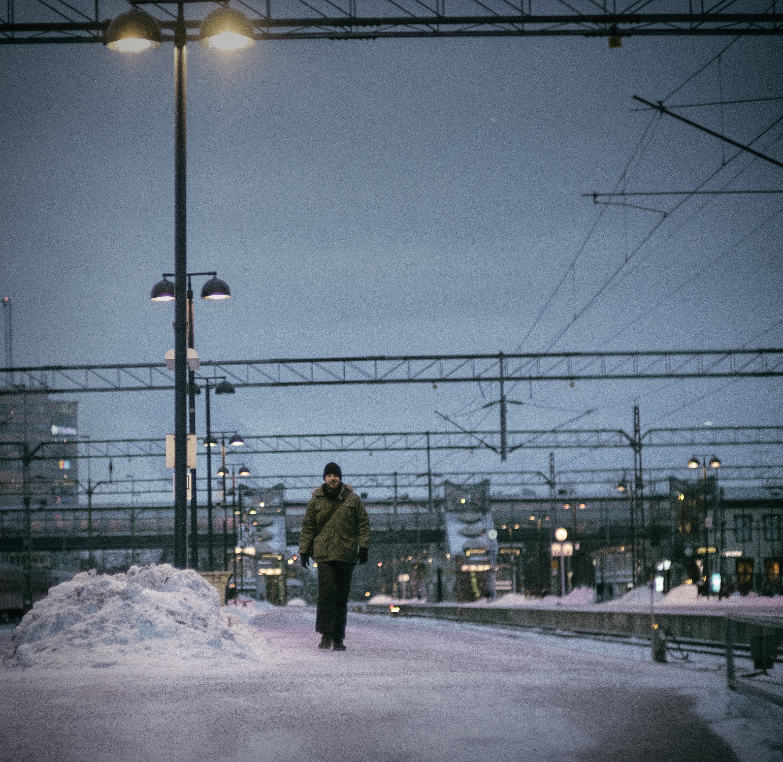 Kallt vid Centralen