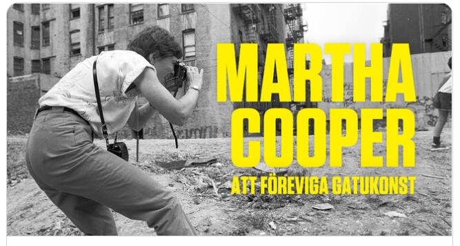 Fotograf Martha Cooper