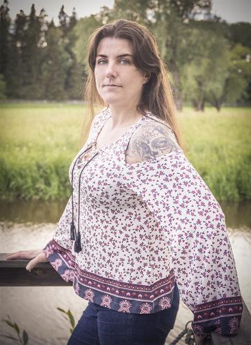 Porträtt Linda